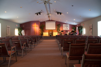 cbc - church sanctuary