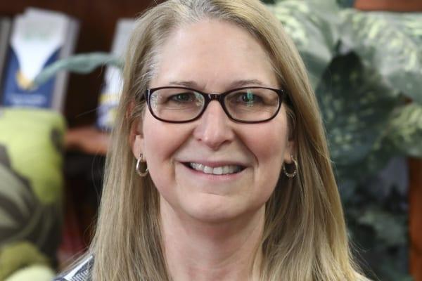 CBC Treasurer Paula Stafford